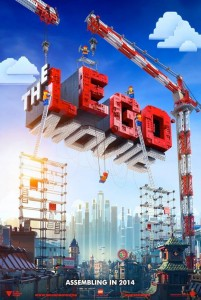 Affiche the Lego Movie