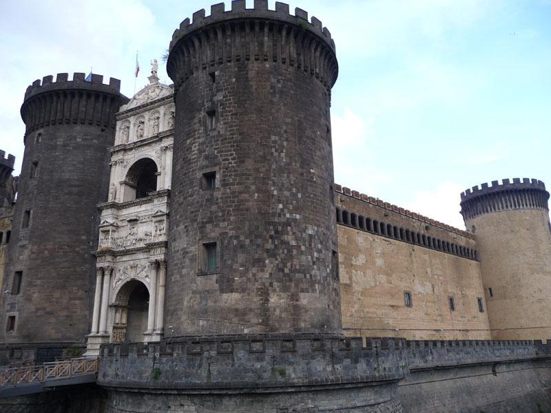Castel Nouovo Naples