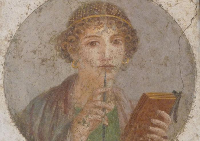 Fresque Pompéi2