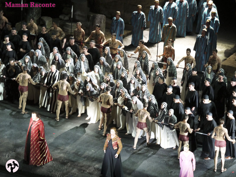 Nabucco 2014 - Chorégies d'Orange - photo 1.1