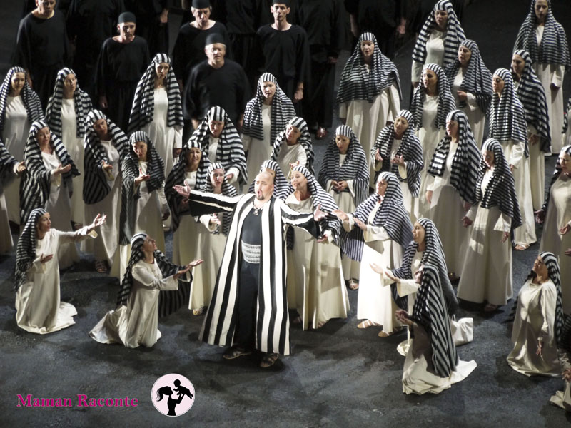 Nabucco 2014 - Chorégies d'Orange - photo 2.1