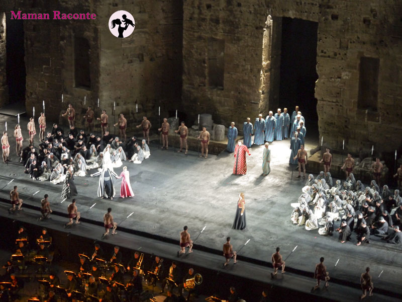 Nabucco 2014 - Chorégies d'Orange - photo 3.1