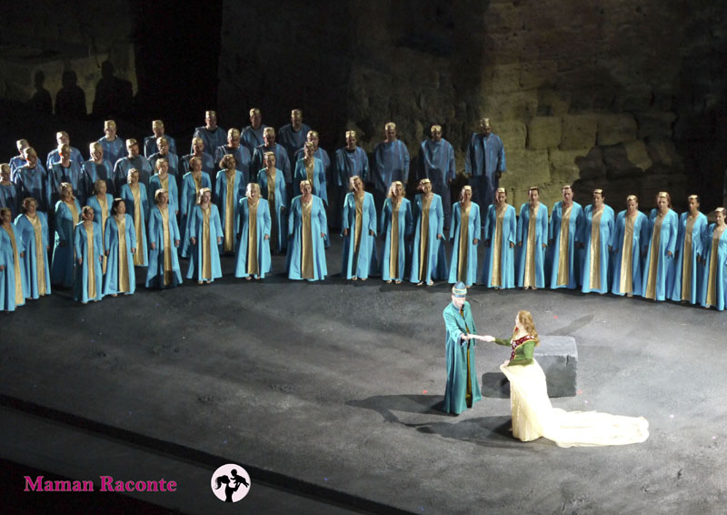 Nabucco 2014 - Chorégies d'Orange - photo 4.1