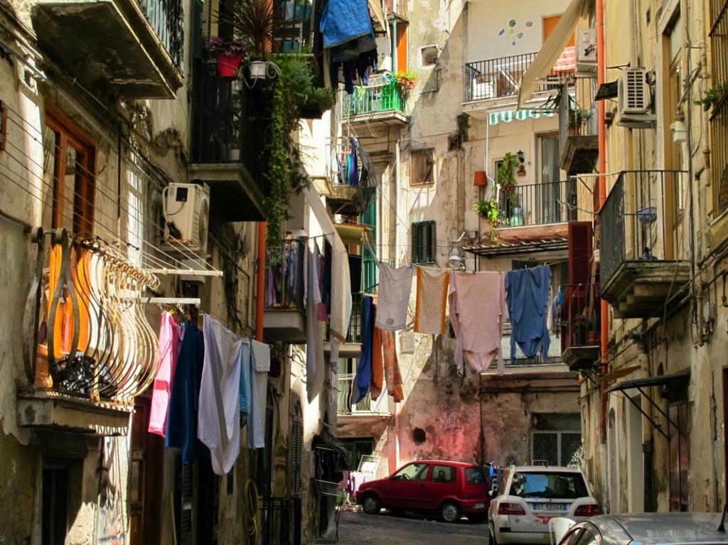 Quartier espagnol Naples