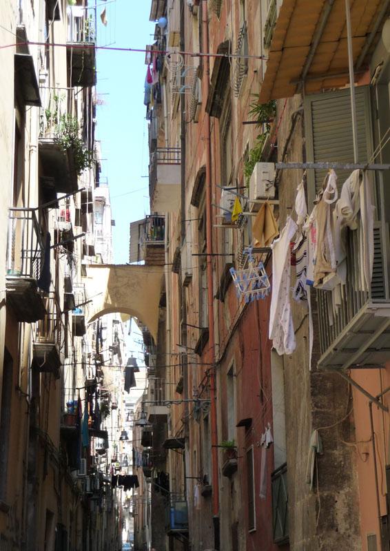 Quartier espagnol Naples 2