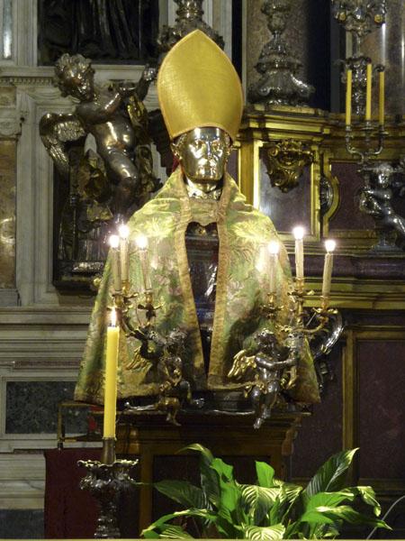 San Gennaro Naples