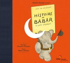 livre CD Babar