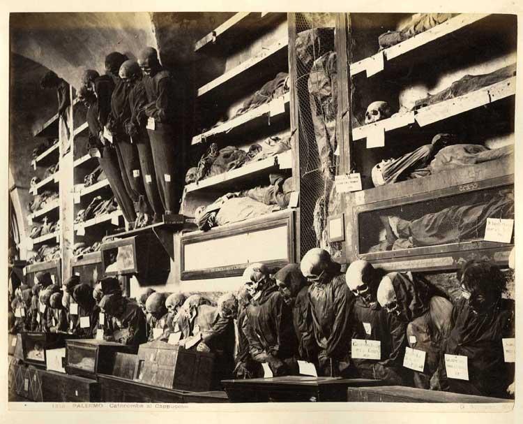 Crypte des Capucins - Palerme