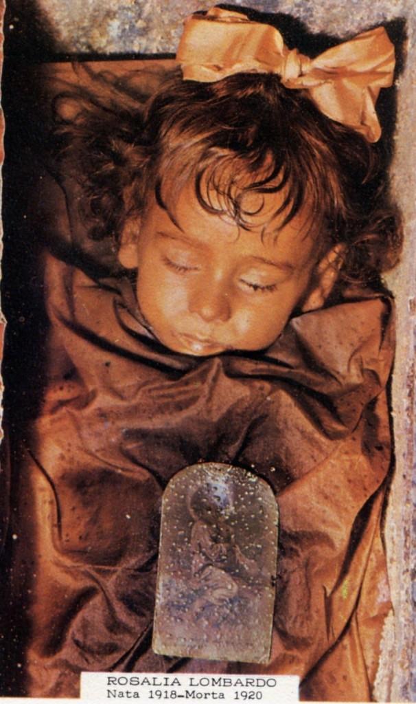 Crypte des Capucins - Palerme 9 - Rosalia Lombardo