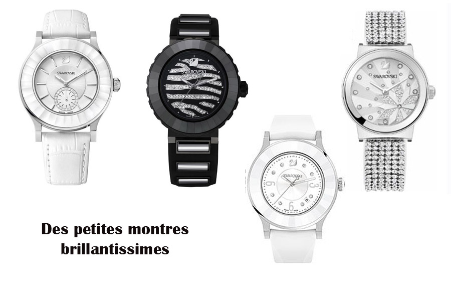 Montres swarosky