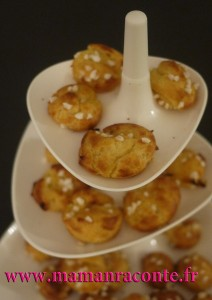 chouquettes au cooking chef2