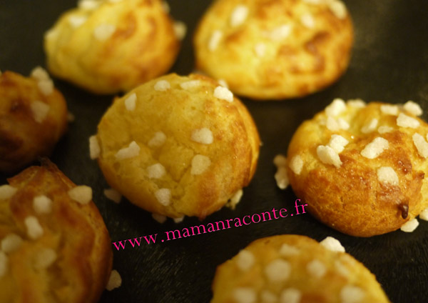 chouquettes au cooking chef4