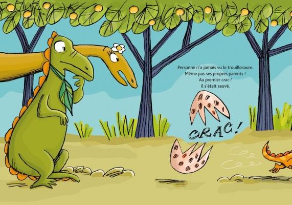 Le Trouillosaure2