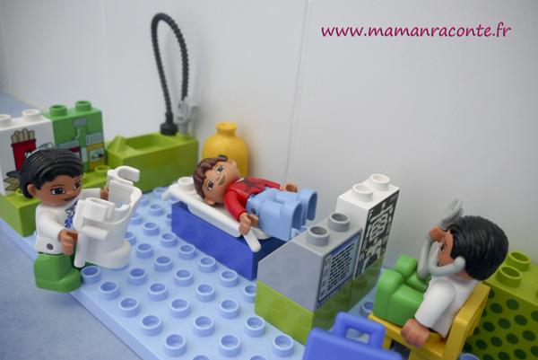 5.bloc opératoire DUPLO