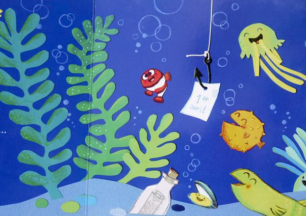 Comptines pour jouer dans l'eau 2