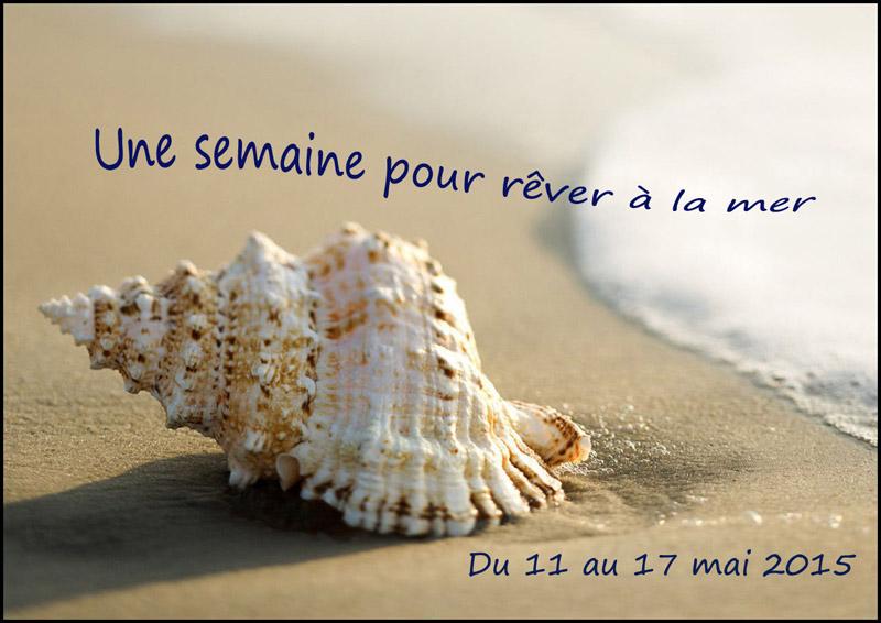 Une semaine pour rêver à la mer 2015