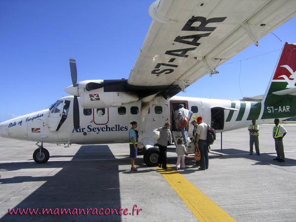 Voyage aux Seychelles - La Digue2
