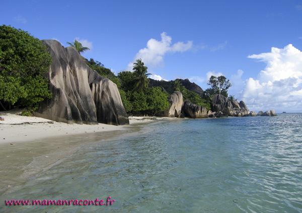 Voyage aux Seychelles - La Digue8