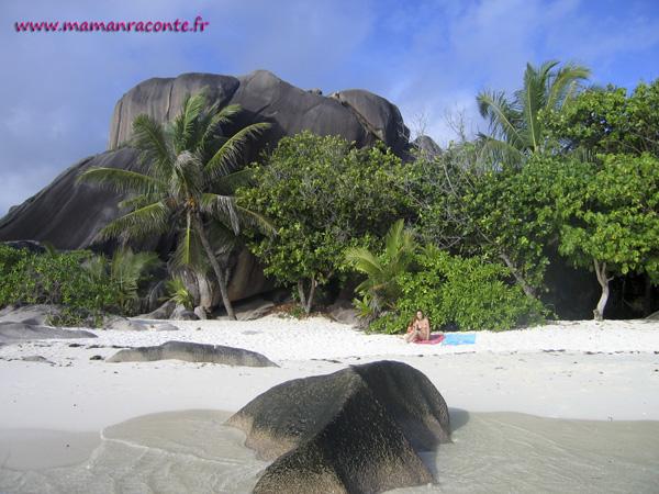 Voyage aux Seychelles - La Digue9