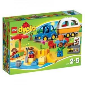 2.l'aventure camping Duplo 10602