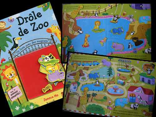 5. drôle de zoo