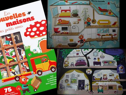 6. les nouvelles maisons des petits amis