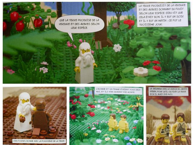 La bible en 1001 briques - 3