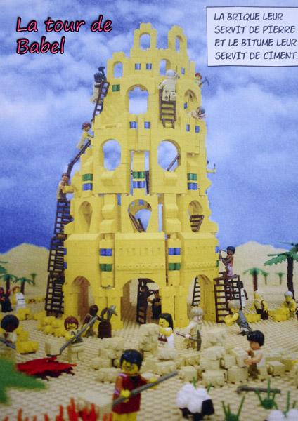 La bible en 1001 briques - 5