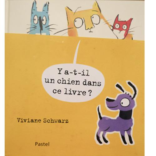Y a t il un chien dans ce livre-1