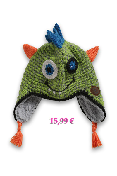 4. look rentrée garçon - bonnet péruvien enfant Esprit