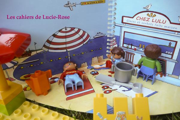 10. L'aventure camping Lego DUPLO - les cahiers de Lucie-Rose