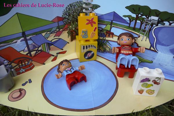 8. L'aventure camping Lego DUPLO - les cahiers de Lucie-Rose