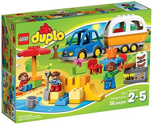 L'aventure au camping Duplo - 1062