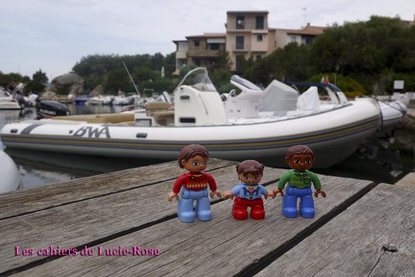 Les Lego Duplo en Sardaigne - Les cahiers de Lucie-Rose 3
