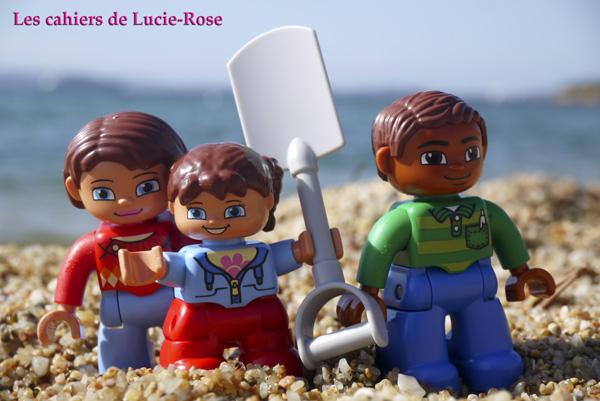 Les Lego Duplo en Sardaigne - Les cahiers de Lucie-Rose 5