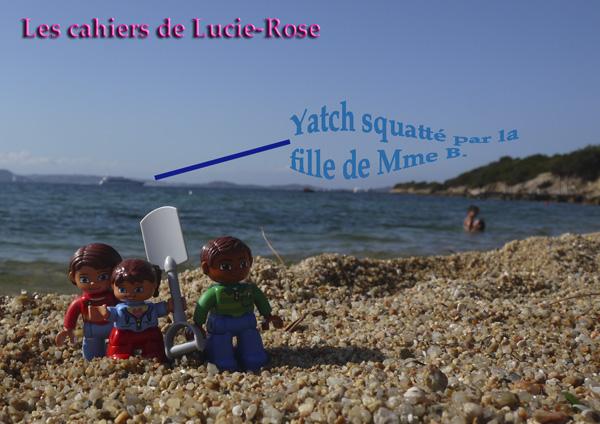 Les Lego Duplo en Sardaigne - Les cahiers de Lucie-Rose 8