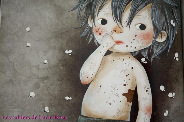Ludo le crado - éditions Nuinui - Les cahiers de Lucie-Rose 1