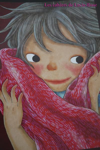 Ludo le crado - éditions Nuinui - Les cahiers de Lucie-Rose 10