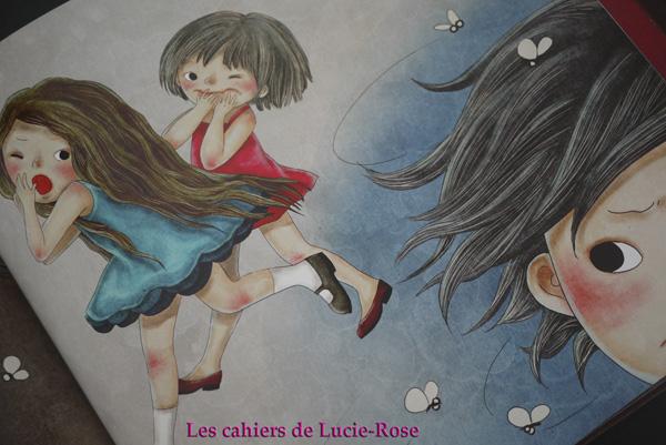 Ludo le crado - éditions Nuinui - Les cahiers de Lucie-Rose 4