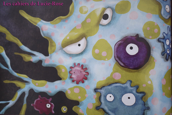 Ludo le crado - éditions Nuinui - Les cahiers de Lucie-Rose 6