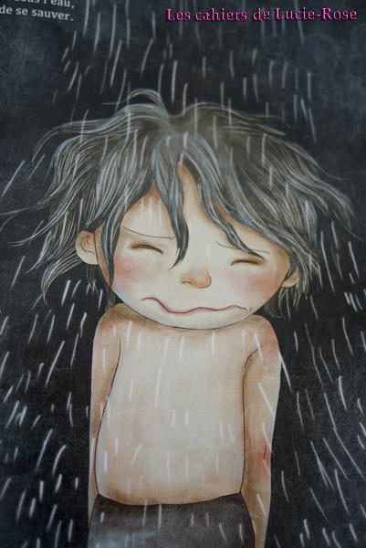 Ludo le crado - éditions Nuinui - Les cahiers de Lucie-Rose 9