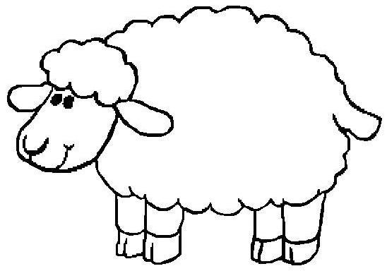 Mouton en boules de coton - les cahiers de Lucie-Rose #3