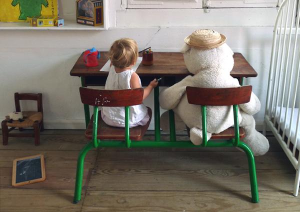 Rentrée en maternelle