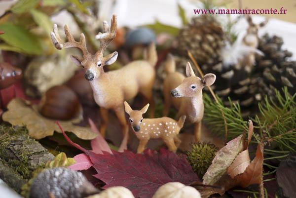 Bac sensoriel de la forêt 22 © les cahiers de Lucie-Rose