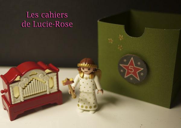 10. DIY calendrier de l'avent (c) Les cahiers de Lucie-Rose