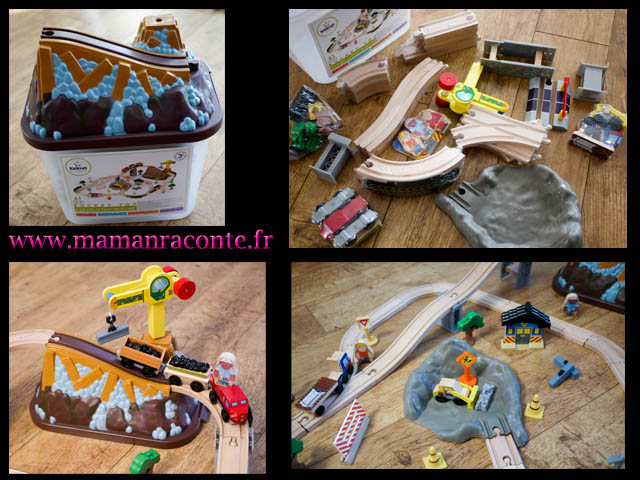 3. Circuit de train kidkraft - Les cahiers de lucie-Rose