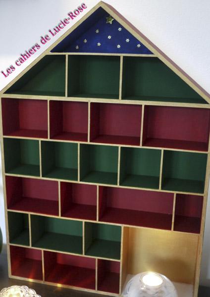 3. DIY calendrier de l'avent (c) Les cahiers de Lucie-Rose