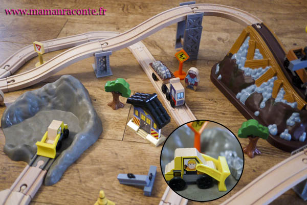 5. Circuit de train kidkraft - Les cahiers de lucie-Rose