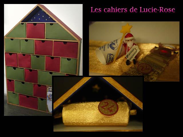 5. DIY calendrier de l'avent (c) Les cahiers de Lucie-Rose