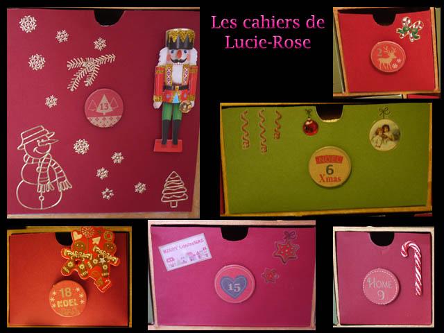 6. DIY calendrier de l'avent (c) Les cahiers de Lucie-Rose